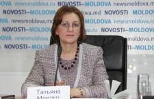 Ректор Славянского университета Татьяна Млечко
