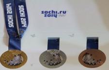 Медали Сочи Олимпиада