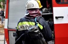 Пожар в здании бывшей гостиницы «Национал» в Кишиневе