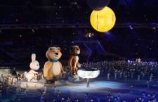 Церемония закрытия Олимпиады в Сочи