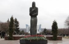 Памятник в честь воинов Афганистана