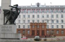 Академия Наук Молдовы и памятник Родине-Матери