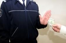 Взятка полиция деньги