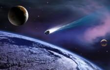 метеорит океан