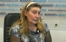 Жительница Бричень Светлана Клименюк