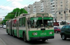 троллейбус транспорт troleibuz transport