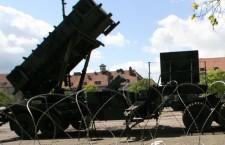 Батарея американских ракет противовоздушной обороны Patriot. Фото РИА Новости
