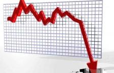 диаграмма, спад, график