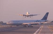 Două avioane de pasageri aproape de coliziune pe aeroportul din Barcelona (VIDEO)