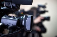 журналисты камеры