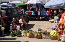 уличная торговля центральный рынок