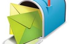 почтовый ящик  письмо почта