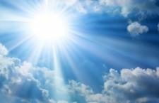 Солнце погода