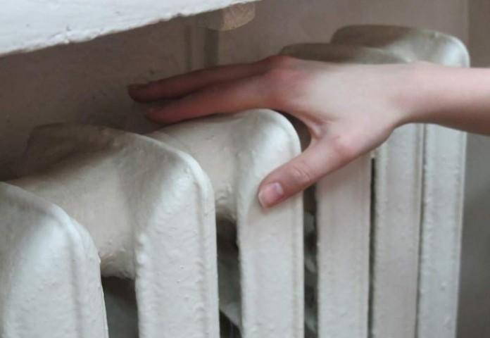 отопление тепло батарея