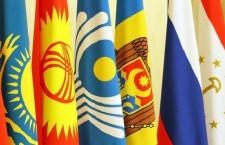 снг флаги