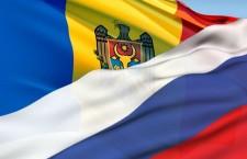 флаг россия молдова