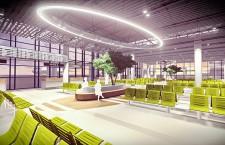 Новый дизайн аэропорта