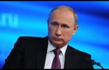 Вся пресс-конференция Путина 17 декабря (видео)