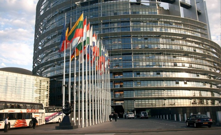 Европарламент призвал запретить «Северный поток-2»