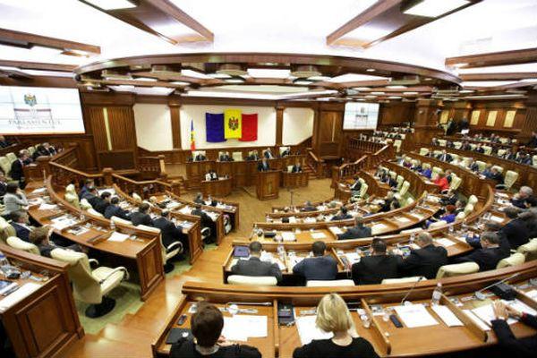 Стала известна повестка первого заседания нового парламента Молдовы