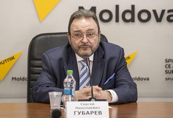 Сергей Губарев