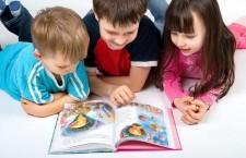дети, книги, чтение