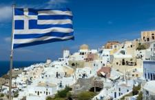 греция, флаг, туризм