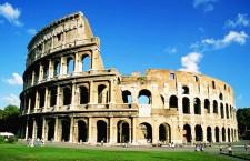 колизей, древний рим, италия