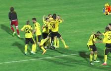 Тираспольский «Шериф» выиграл чемпионат Молдовы по футболу