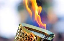 Олимпийский огонь torța olimpică