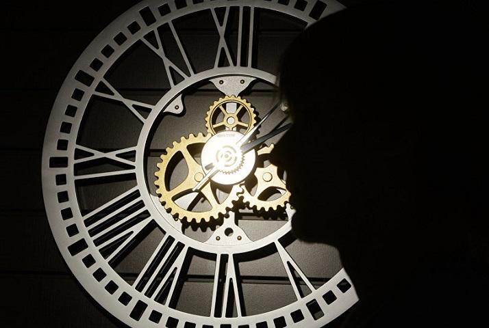 часы механизм шестеренки