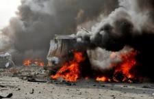 Сирия теракт взрывы