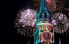 куранты кремль салют новый год