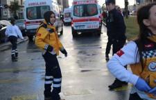 взрыв в турецком измире