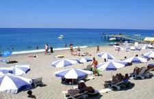 пляж Турция