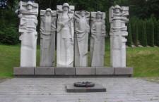 Литва, памятник ВОВ