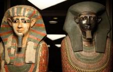 саркофаг мумия египет