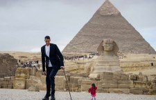 Египет мужчина женщина рост