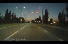 Видеофакт — полиция разыскивает нарушителя ПДД в Кишиневе