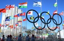 Флаги на Олимпиаде в Пхенчхане