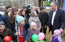 Президент Молдовы Игорь Молдовы