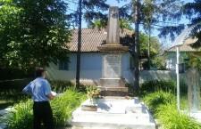 Мемориал в Жевренах