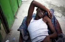 больной холерой