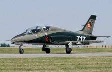 Румынский военный самолет IAR-99oim