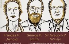 Нобелевские лауреаты по химии 2018