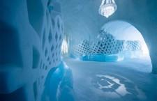 Лапландия, гостиница из льда