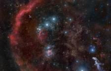 туманность, космос