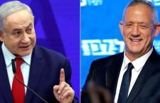 Нетаньяху, Ганц