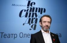 Машков готовится к премьере сезона в Театре Олега Табакова